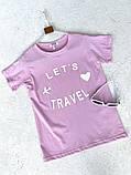 Літня футболка, фото 2