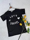 Літня футболка, фото 3