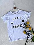 Літня футболка, фото 4