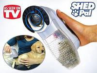 Машинка для вичісування шерсті тварин Pet Vacuum, щітка для догляду за домашніми тваринами