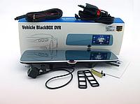 "(GIPS), Відеореєстратор-дзеркало UKC C33 Vehicle Blackbox DVR на три камери 5"" + touch FullHD"