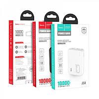 Внешний аккумулятор | Портативные зарядки | Power Bank HOCO J38 10000 mAh (GIPS), Внешние аккумуляторы Power