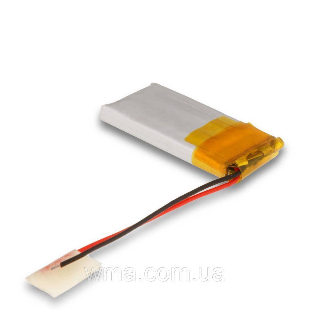 Внутренний Аккумулятор 041025P Характеристики 25*10*4 200mAh 3.7V