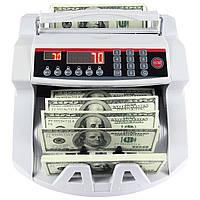 Рахункова машинка для грошей 2089, детектор валют