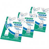Швабры для неполноразмерных сенсоров Green Clean SC-4070-1 (влажная/сухая)