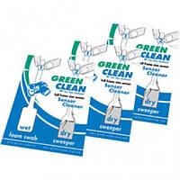 Швабры для полноразмерных сенсоров Green Clean SC-4060-1(влажная/сухая)