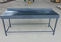 Стол производственный без полки 900х850х1250мм, фото 1
