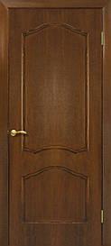 Двері Omis Кароліна ПГ натуральний шпон Горіх, 800
