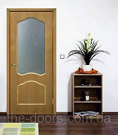 Двері Omis Кароліна СС+КР натуральний шпон