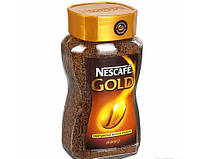 Кофе растворимый Nescafe Gold 190 г. с/б