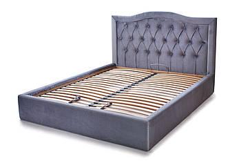 Безкоштовна доставка !!! Ліжко двоспальне BNB Leona з підйомним механізмом 160х200см