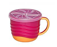 Чашка для снеков + кружка для питья 250 мл, 2 в 1  Nip, фото 1