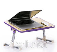 Столик для ноутбука Multi-function laptop desk Столик трансформер для ноутбука с охлаждением
