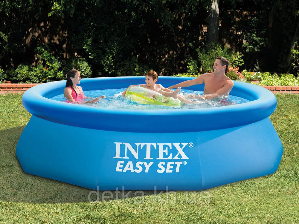 Басейн INTEX 28122 305*76 см + насос-фільтр