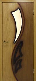 Двері Omis Лілія 2 ПО натуральний шпон