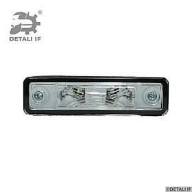 Ліхтар підсвічування номера Opel Corsa B 09197577 1224143 90213642