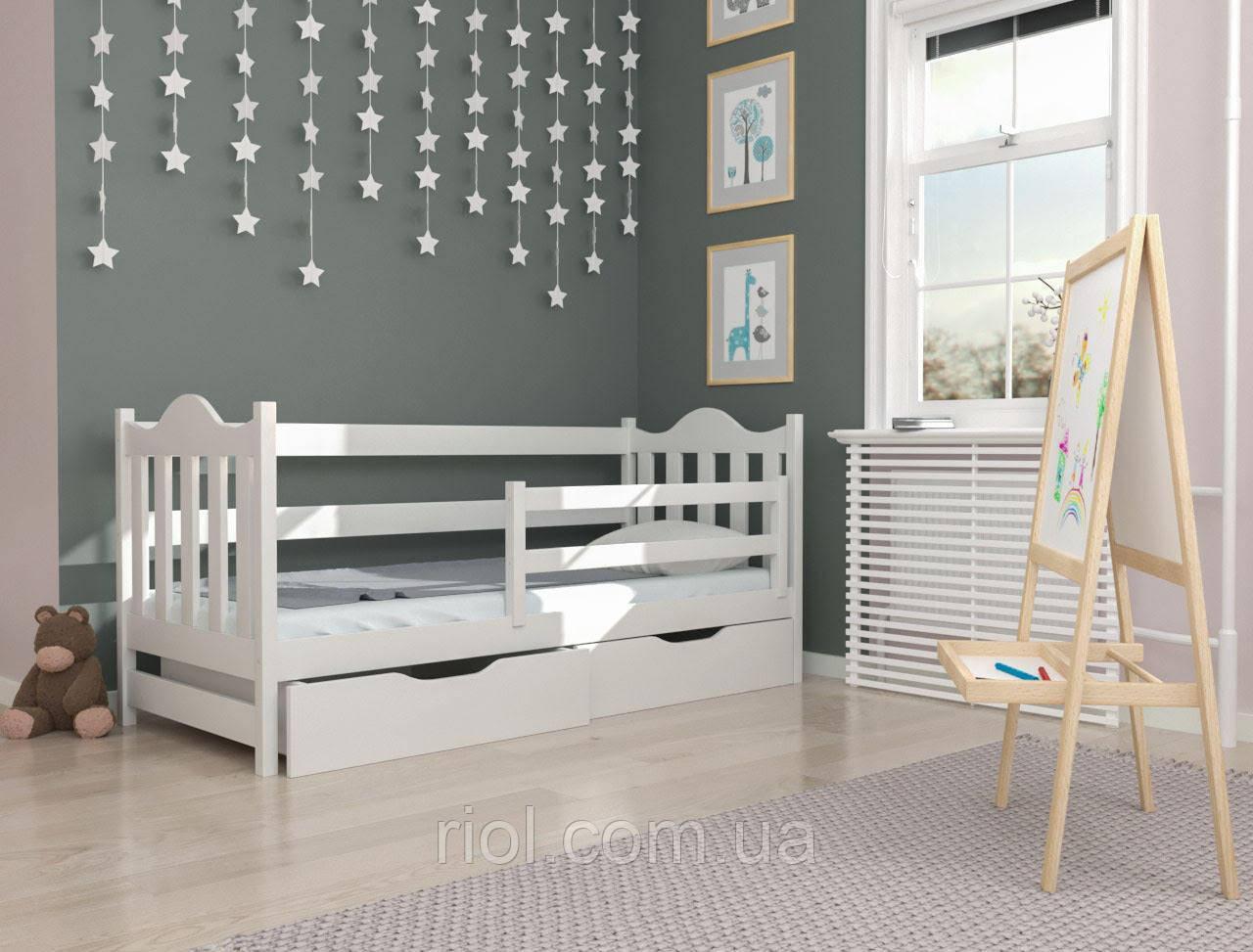 Дитяче підліткове ліжко Аврора
