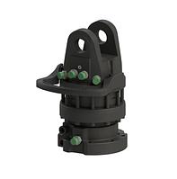 Ротатор гидравлический для грейфера манипулятора (на плиту) 16 тонн FHR 16FD1/A8 Латвия FORMIKO Hydraulics