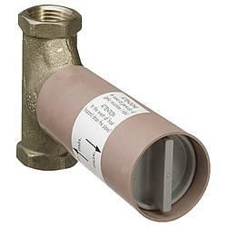 HANSGROHE скрытая часть запорного вентиля шпиндельная, скрытый монтаж
