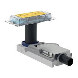 CLEANLINE набор для дренажных каналов, конструкции пола высотой от 65 мм, L30см