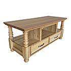 """Журнальний столик """"Прованс"""" з масиву Клена під Чистий Лак, фото 2"""