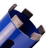 Сверло алмазное Distar DDS-W 52x320-4xM16 Бетон, фото 3