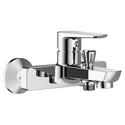 BRECLAV cмеситель для ванны, хром, 35 мм