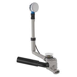 GEBERIT cлив-перелив с поворотной ручкой и крышкой сливного отверстия