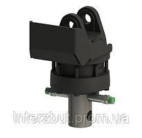 Ротатор гидравлический для грейфера манипулятора 6 тонн FHR 6LD1-78H Латвия FORMIKO Hydraulics