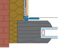 Инструкция по монтажу профиля примыкающего с сеткой и манжетой