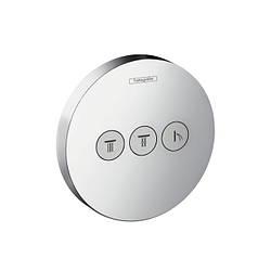 SHOWERSELECT S запорный вентиль для 3 потребителей, СМ