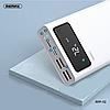 Портативная батарея Power Bank Remax Original RPP-112 Mengine Series 4USB Led 30000mAh
