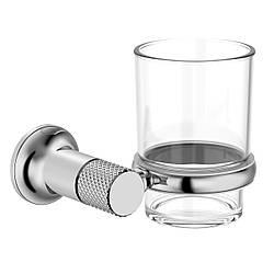 BRENTA стакан для зубных щеток, хром