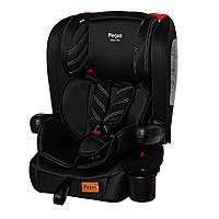 Детское автокресло + бустер TILLY Pegas T-534 Black ISOFIX (группа 1/2/3, 9-36 кг) Черный
