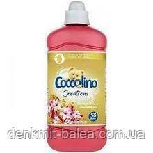 Ополаскиватель Коколино  для белья с ароматом Ванили Coccolino Creations Tuberose & Vanilla Flower 1450 мл