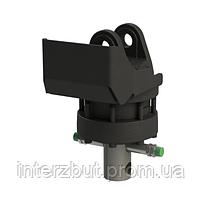 Ротатор гидравлический для грейфера манипулятора 6 тонн FHR 6LD1-69H Латвия FORMIKO Hydraulics