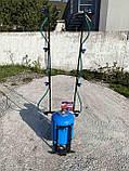 Опрыскиватель АТВ-50 для минитрактора 50 литров (3Т), фото 5