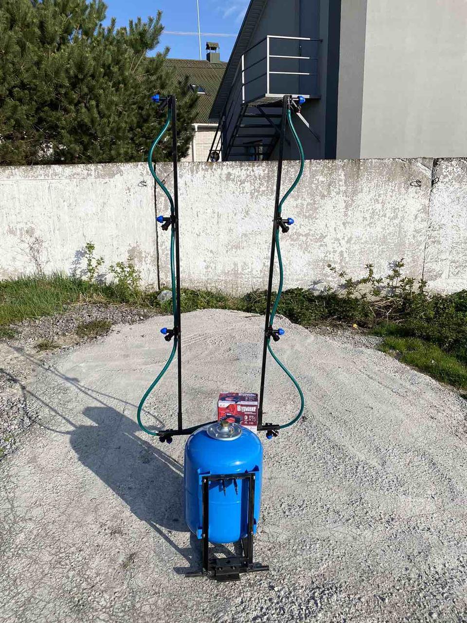 Опрыскиватель АТВ-50 для минитрактора 50 литров (3Т)