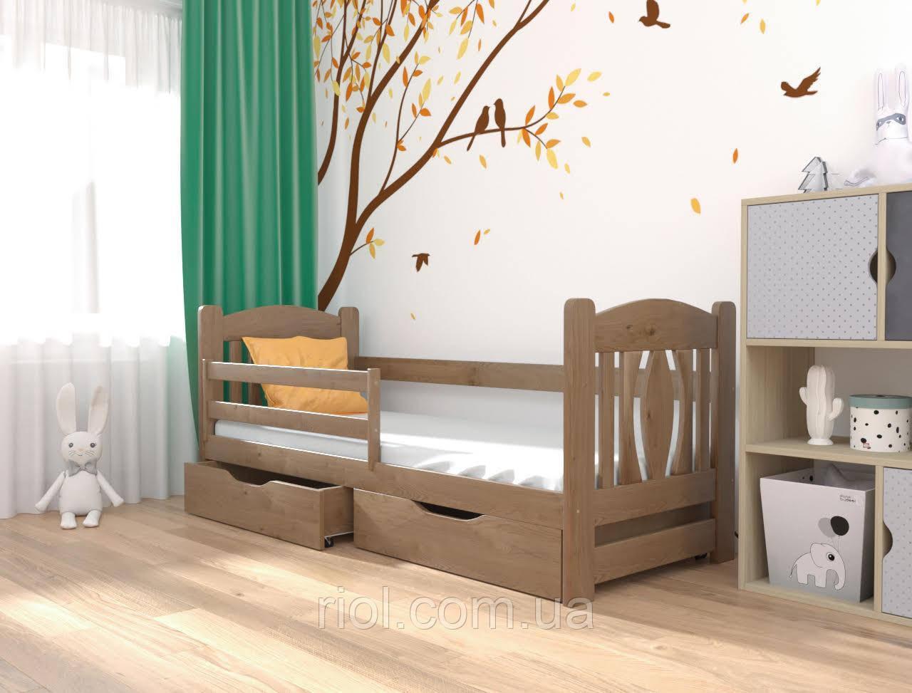 Дитяче підліткове ліжко Оскар