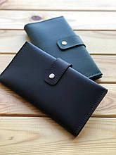 Жіночий шкіряний гаманець Alex (Ручна робота)