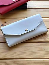 Жіночий шкіряний гаманець Grase (Ручна робота)