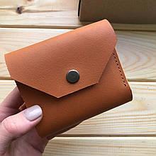 Жіночий шкіряний гаманець Isla (Ручна робота)