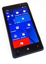 Смартфон Nokia Lumia 820.1 Black б.у
