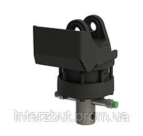 Ротатор гидравлический для грейфера манипулятора 6 тонн FHR 6LD1-68H Латвия FORMIKO Hydraulics