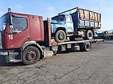 Вантажні перевезення. Негабаритні перевезення. Кран маніпулятор., фото 3