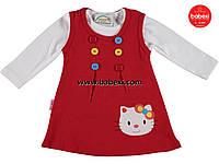Платье для девочки 9-12 месяцев