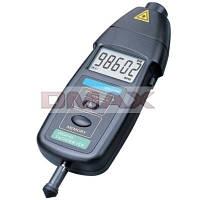 Комбинированный тахометр DT-2236B для бесконтактного и контактного измерения , фото 1