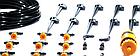ОПТ Система туманоутворення для теплиць і літніх веранд Patio Mistcooling Kit охолодження, фото 2
