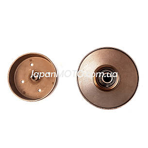 Варіатор задній Suzuki Address 110 / ZZ inch up sport (з барабаном) SEE, фото 2
