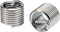 Вставки спиральные для ремонта резьбы М6 х 1.0 х 10.8 мм 20 шт